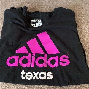 Adidas T-shirt(fits like women's small)